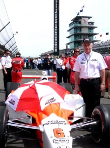Copy of Roger Penske 2008 Indy 500