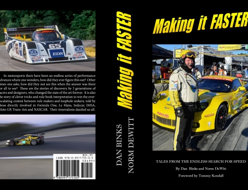 Making it Faster | The cover for the Book – Launch Date 12-2-13