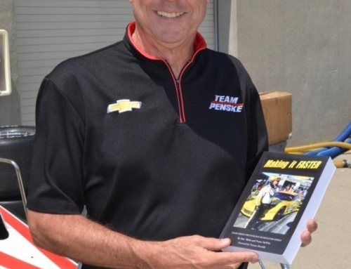Making it Faster | Thanks Rick Mears