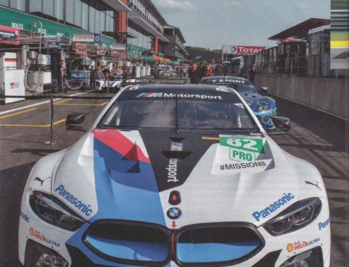 Debut at Spa – The BMW M8 in the WEC